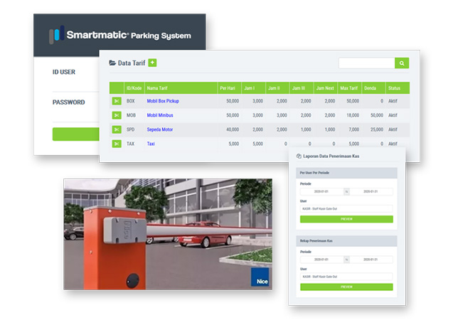 Software Sistem Parkir