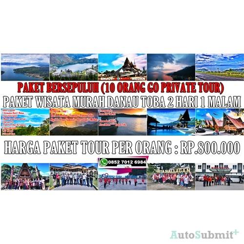 paket wisata danau toba murah 2021
